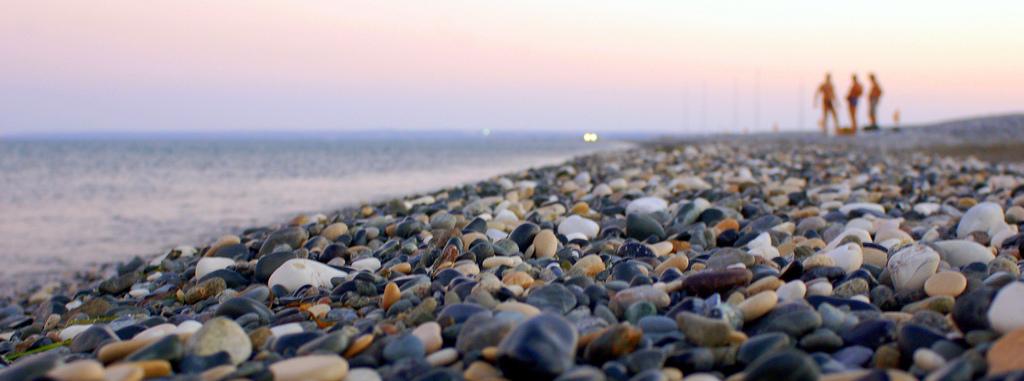 Пляж «Дамская миля»