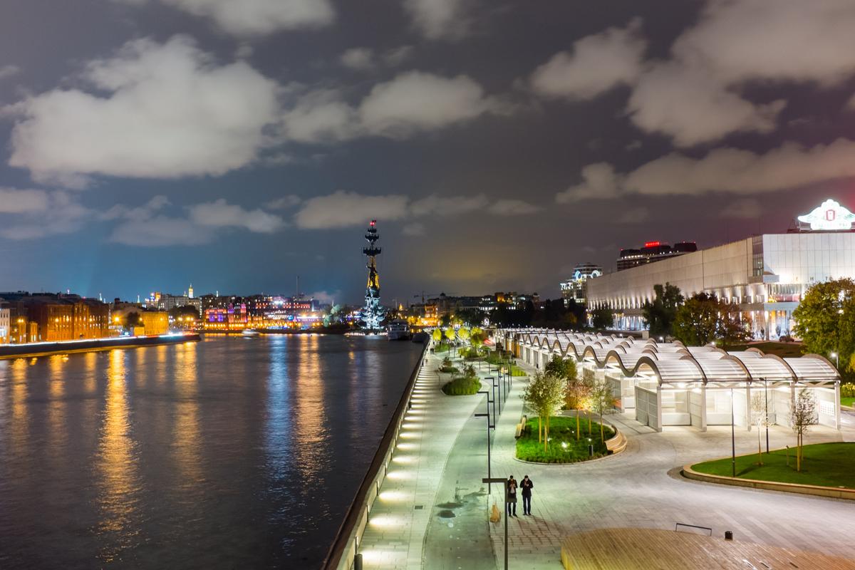 ЦДХ, Москва