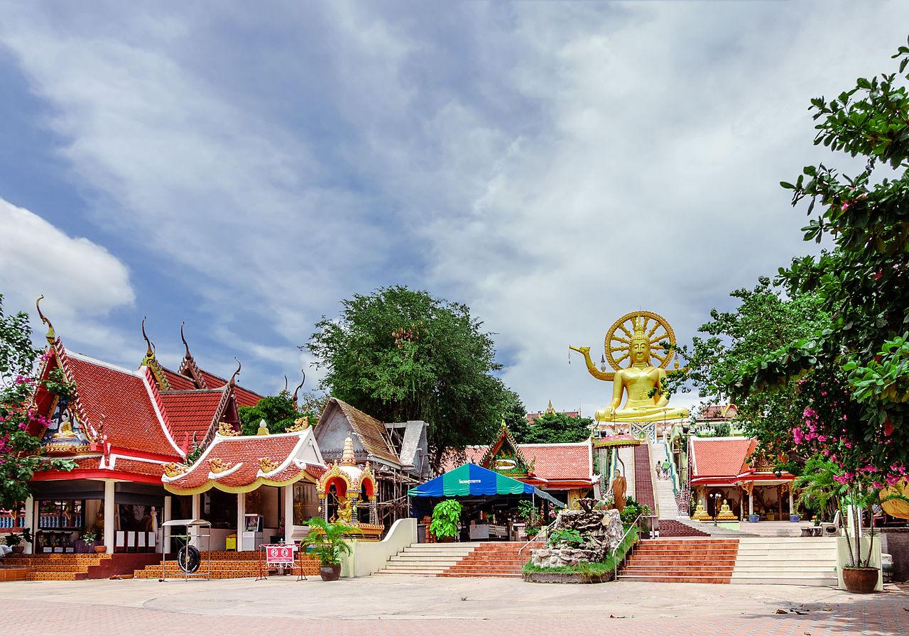Биг Будда на Самуи, храмовый комплекс