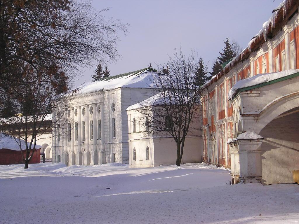 Спасо-Преображенский монастырь, ризница