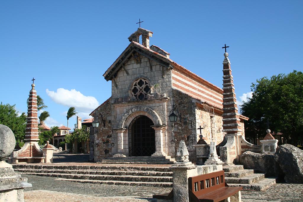 Альтос-де-Чавон, церковь Святого Станислава