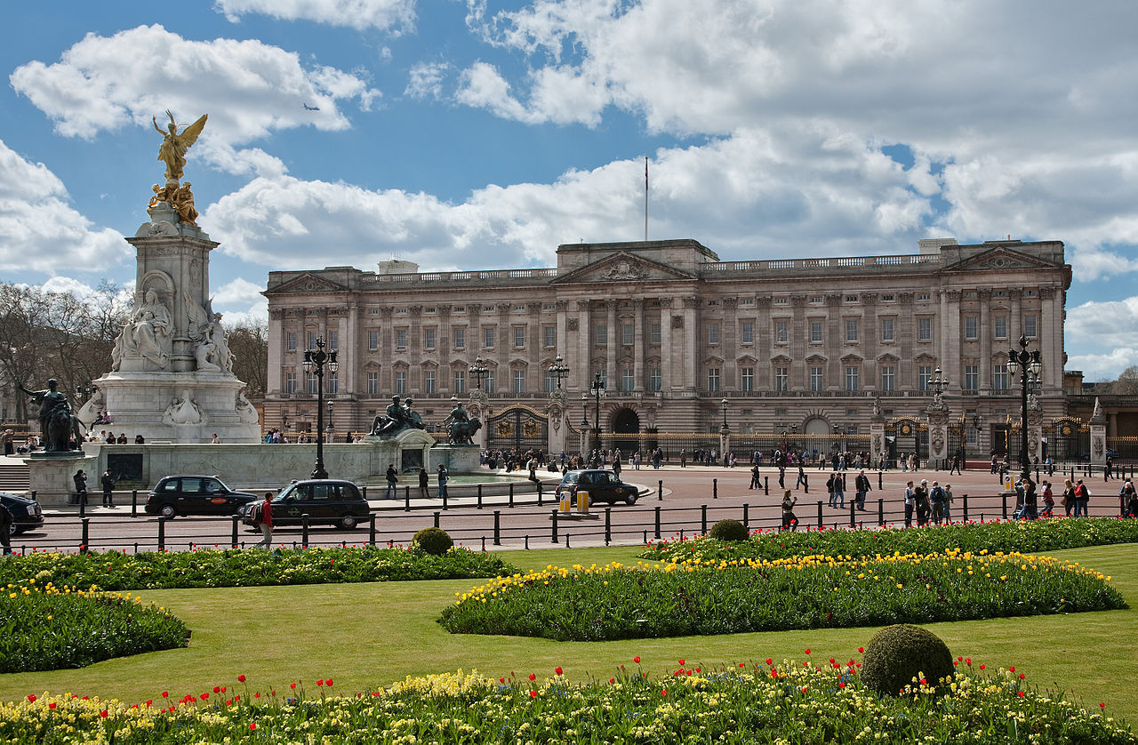 Вестминстер, Букингемский дворец