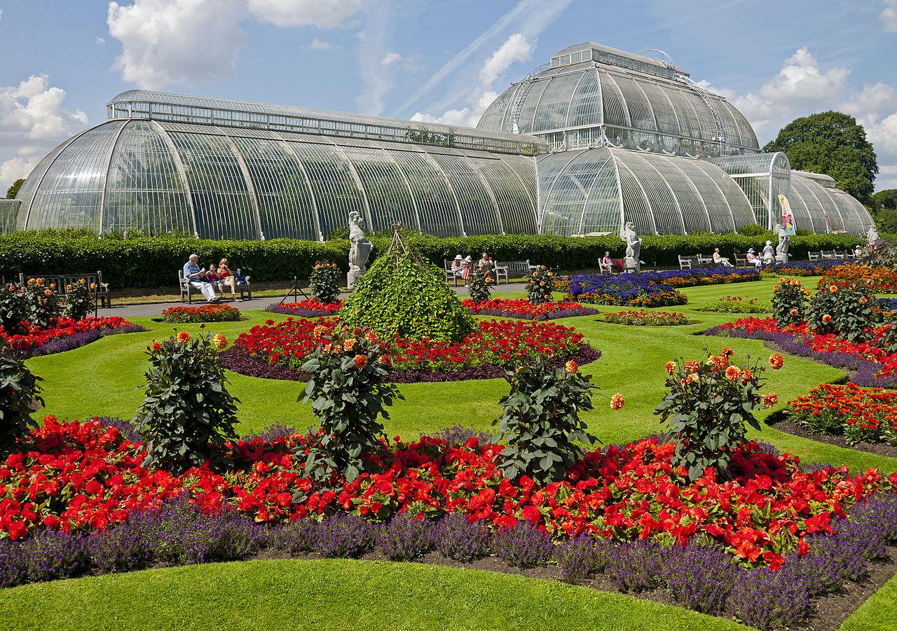 Королевские ботанические сады Кью, пальмовый дом