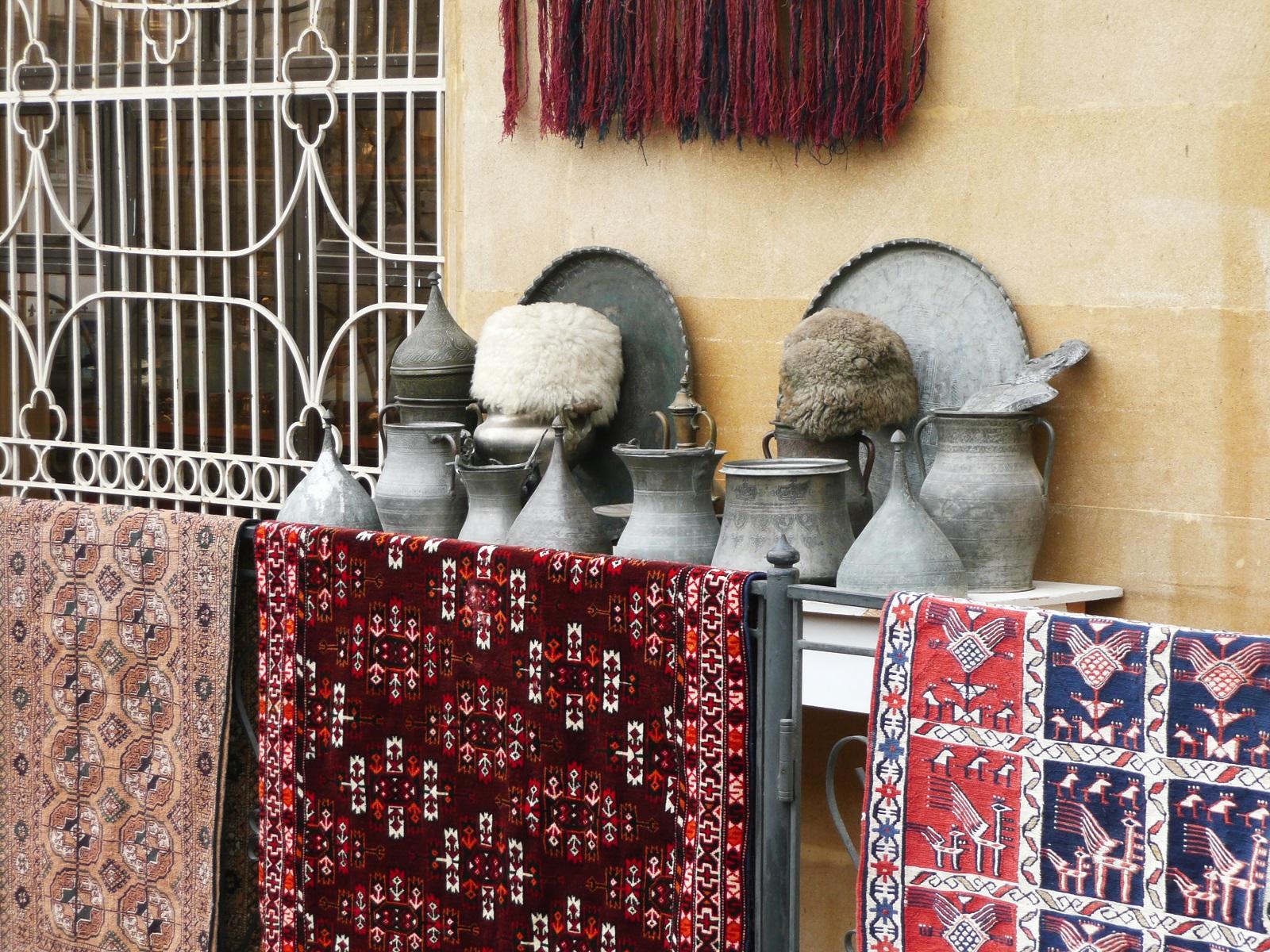 Магазинчик у Девичьей Башни, Баку