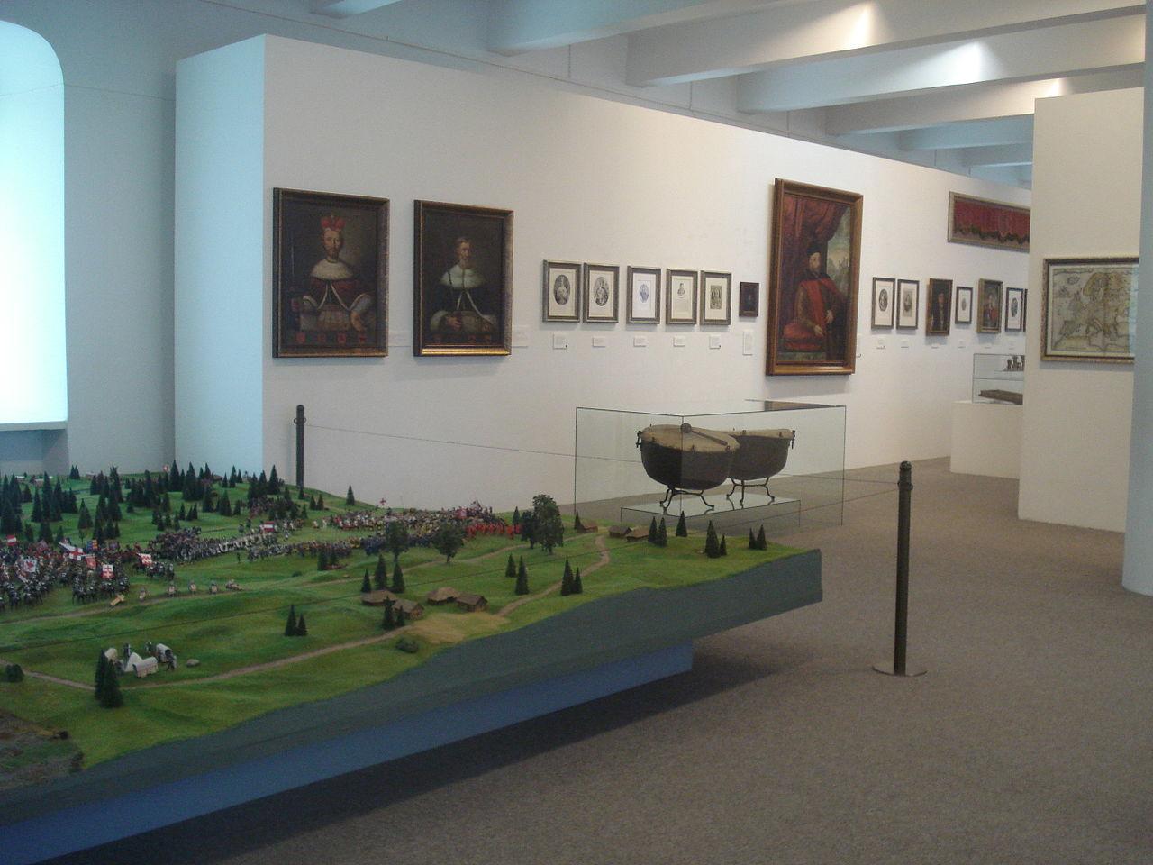 Национальный музей Литвы, один из залов