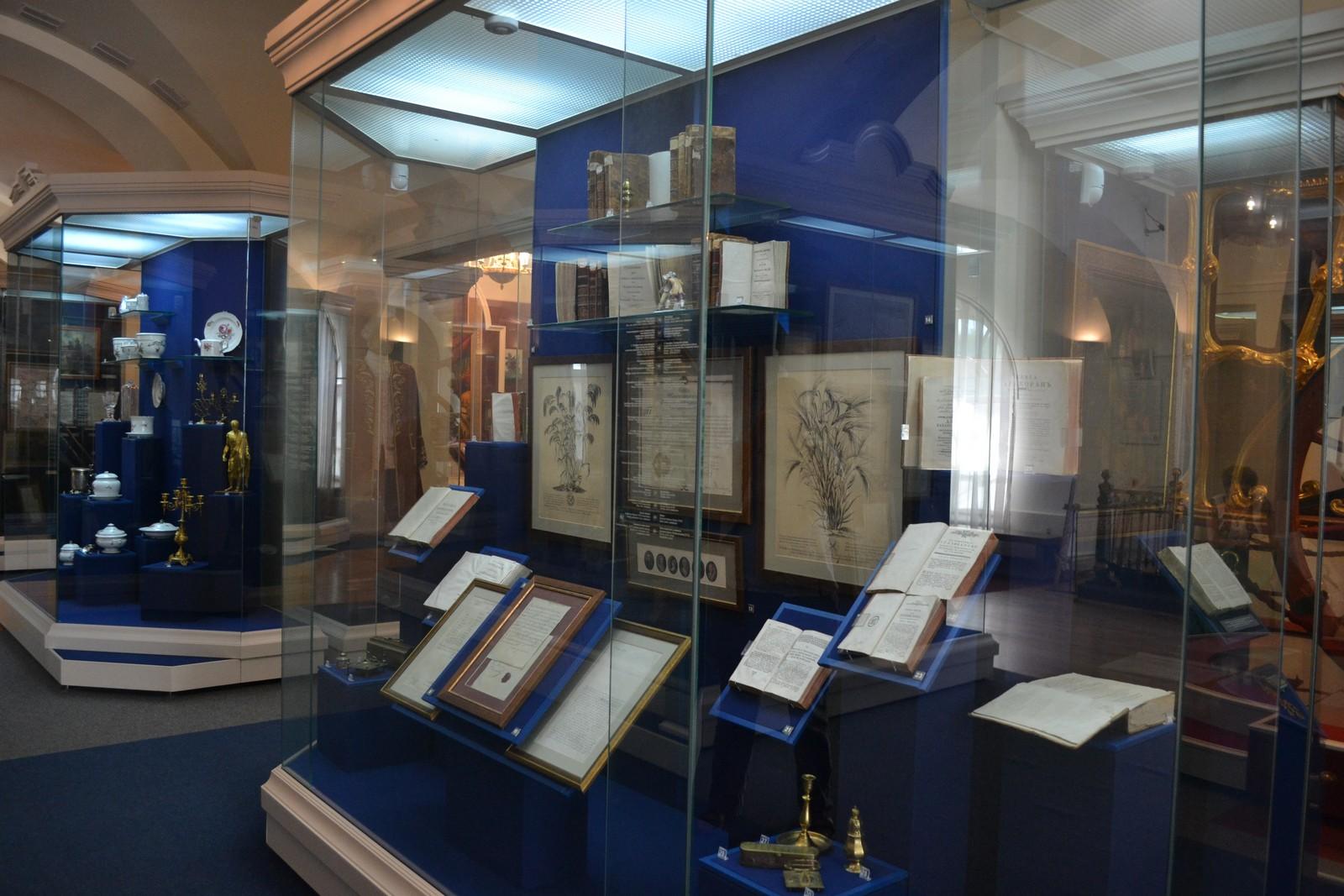 Национальный музей Республики Татарстан, витрина