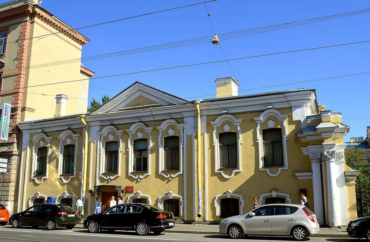 Воронцовский дворец в Санкт-Петербурге, Пажеский корпус