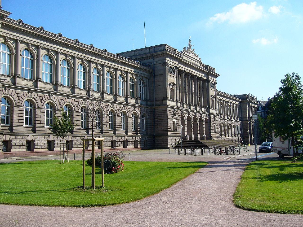 Страсбургский университет, Франция