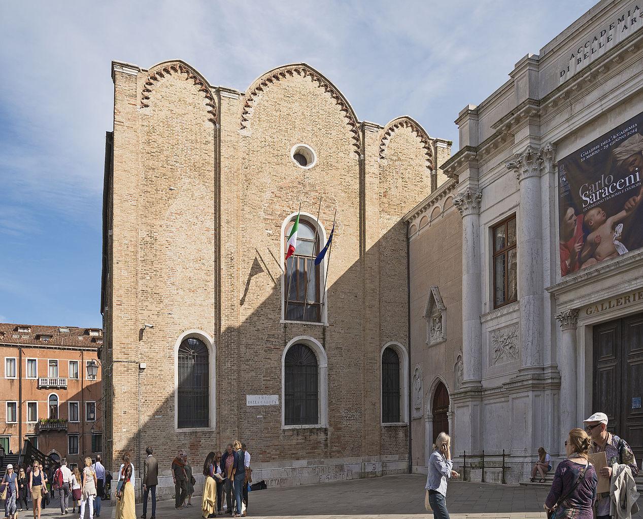 Галерея Академии, Венеция