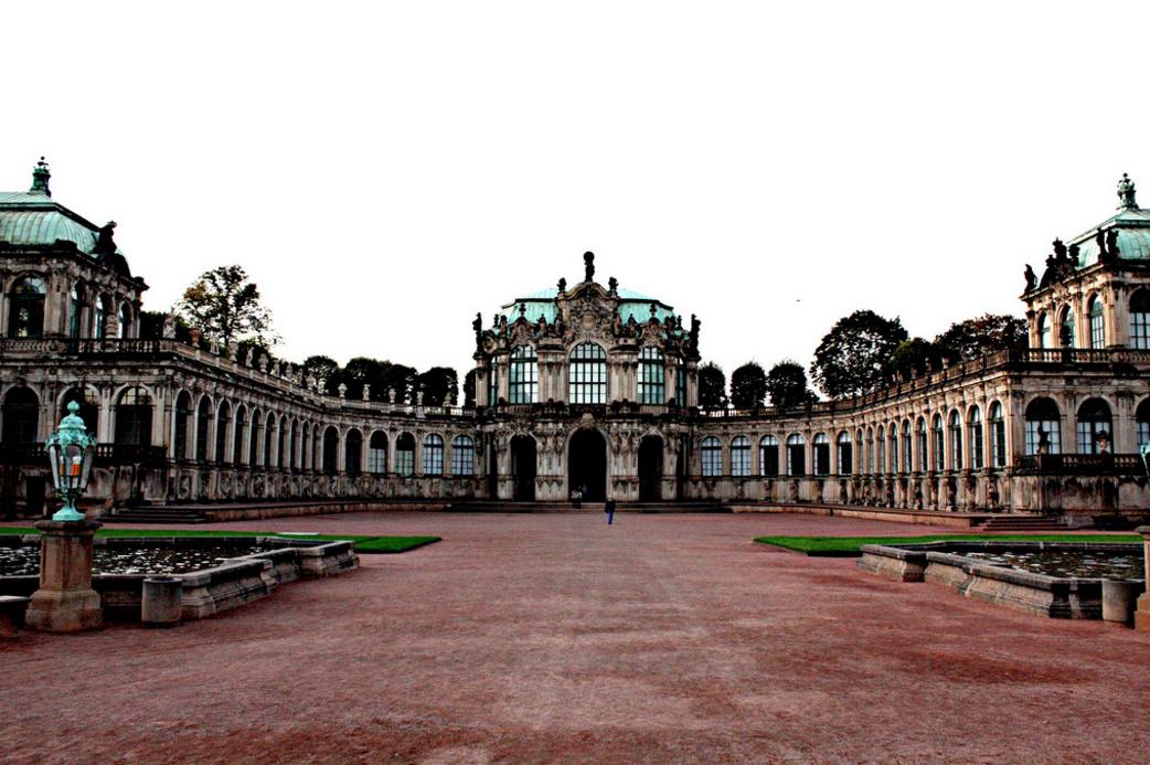 Дворцовый комплекс Цвингер