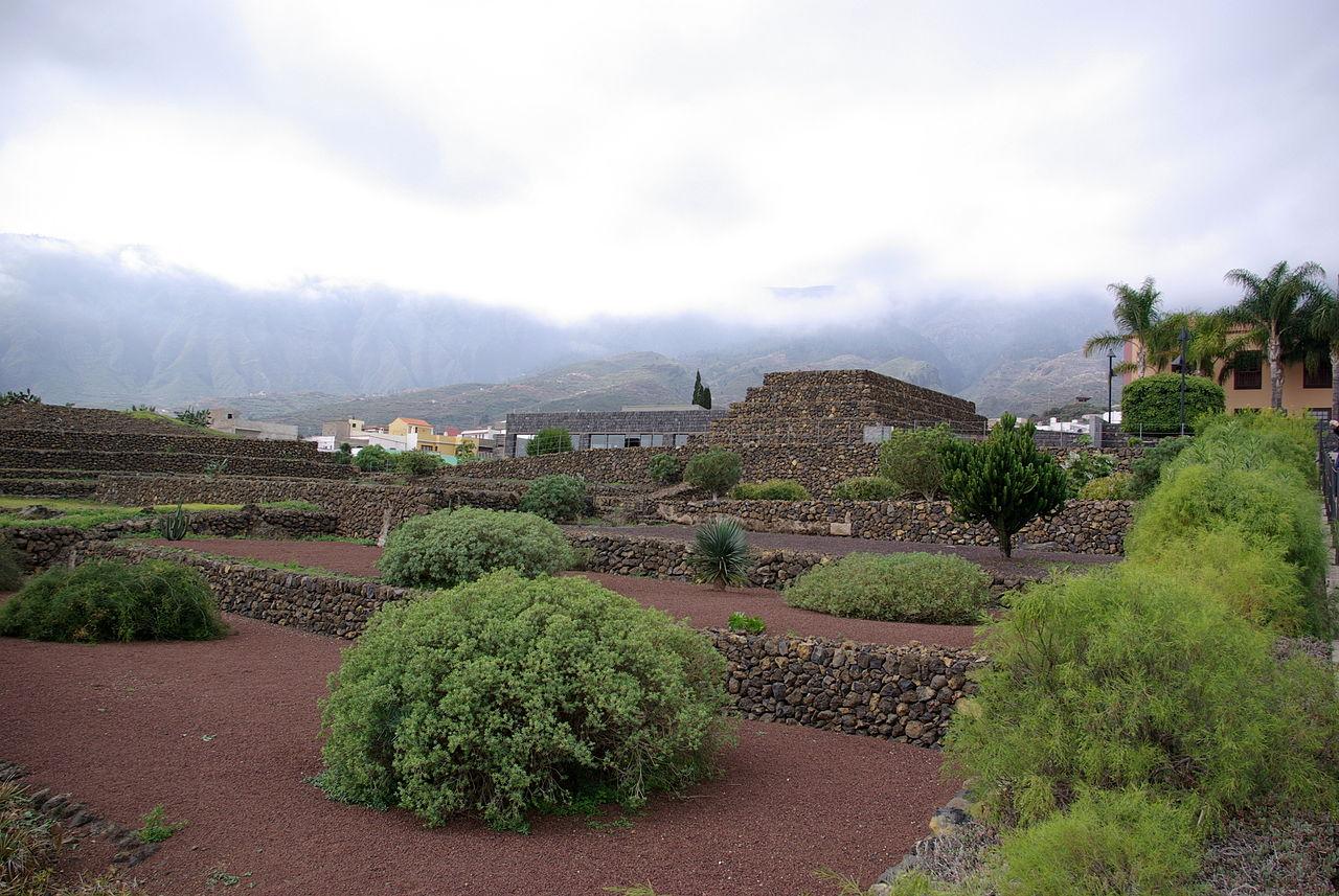 Пирамиды Гуимар, Канарские острова