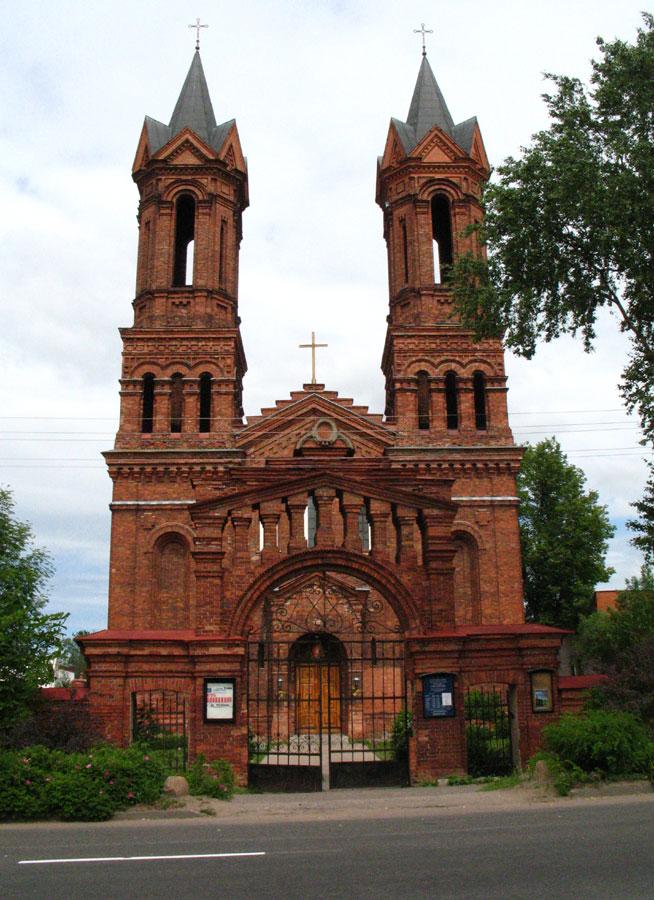 Собор Св. Варвары в Витебске