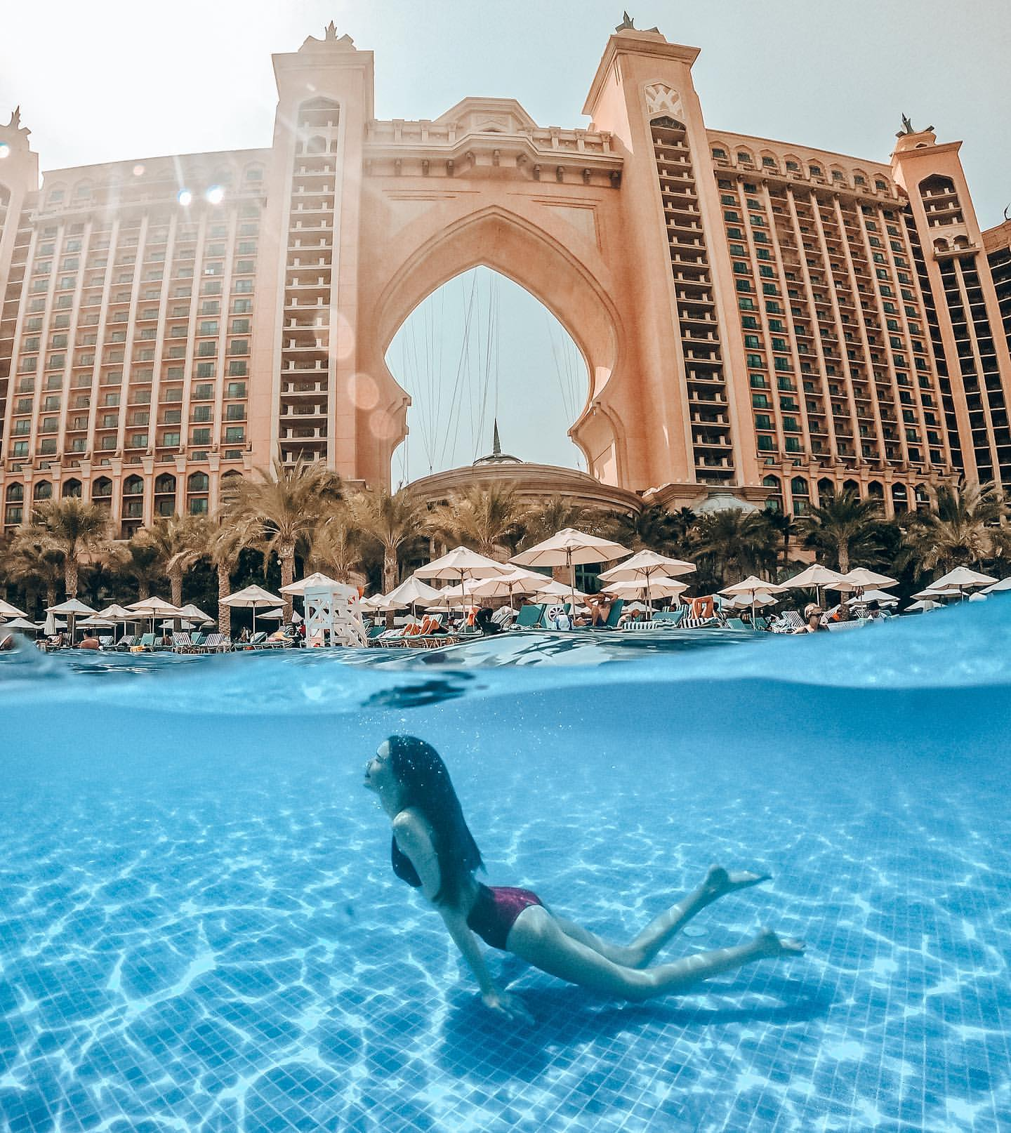 эмираты отель чудо на воде фото смогу