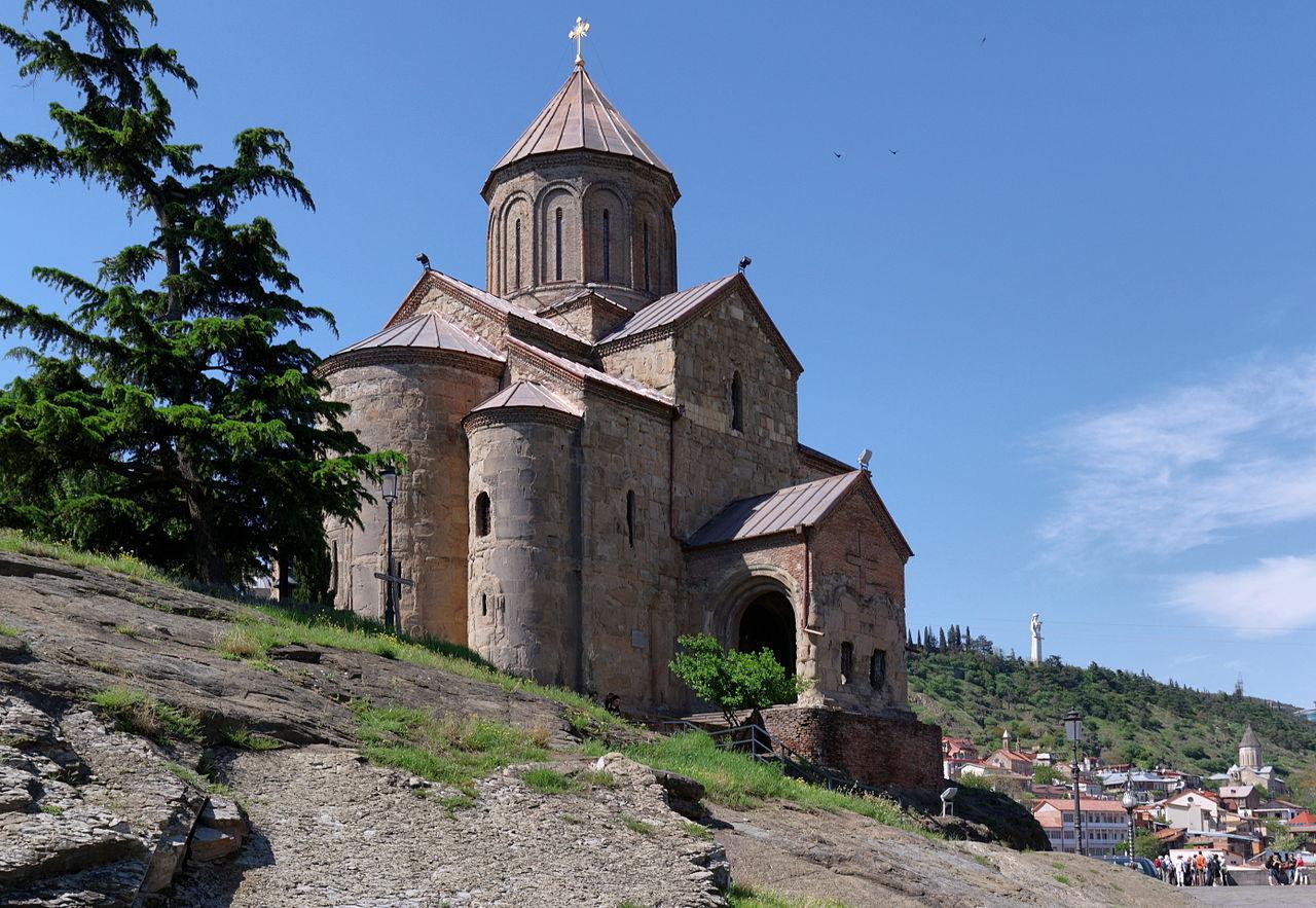 Метехи, Успенская церковь