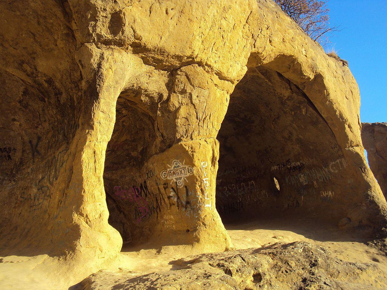 Природный памятник Кольцо-гора