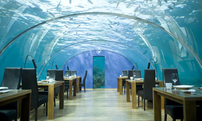 Ithaa Undersea Restaurant, Conrad Maldives Rangali Island.jpg