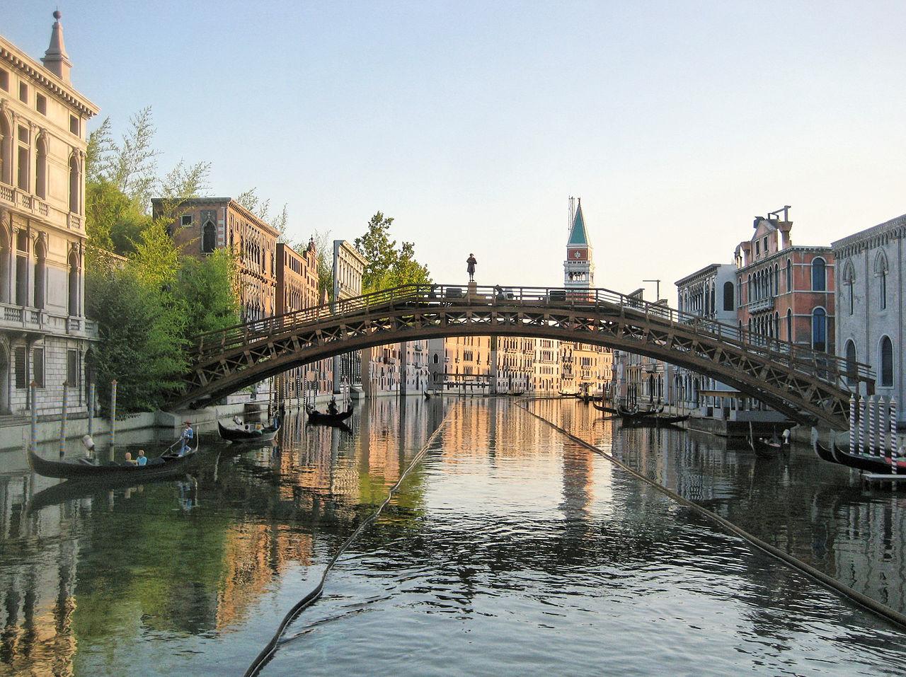 Италия в миниатюре, канал Венеции