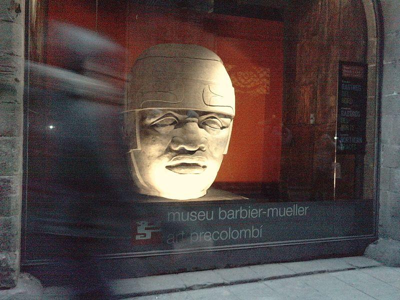 Музей доколумбового искусства Барбье-Мюллер