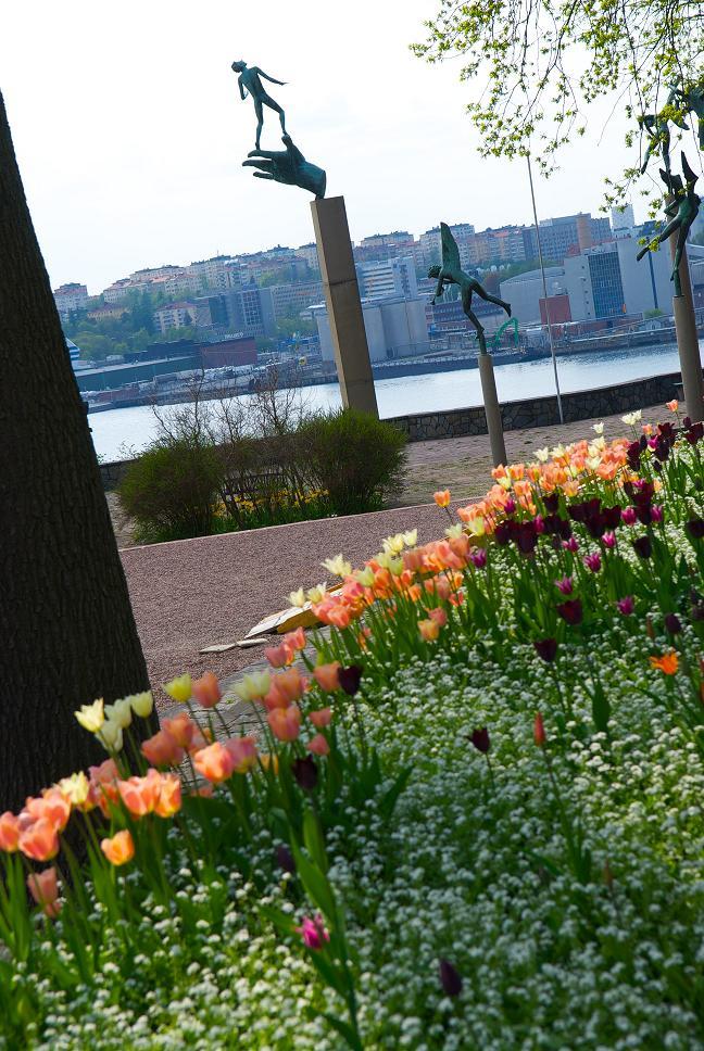 Необычный Стокгольм