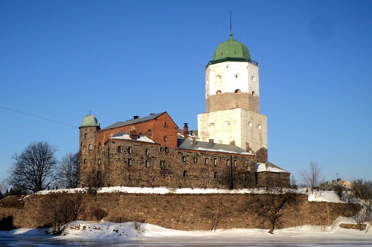 Башня Олафа, Выборг
