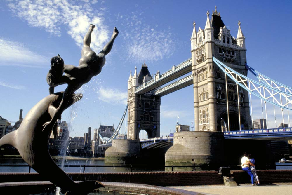 Москвич о жизни в Лондоне
