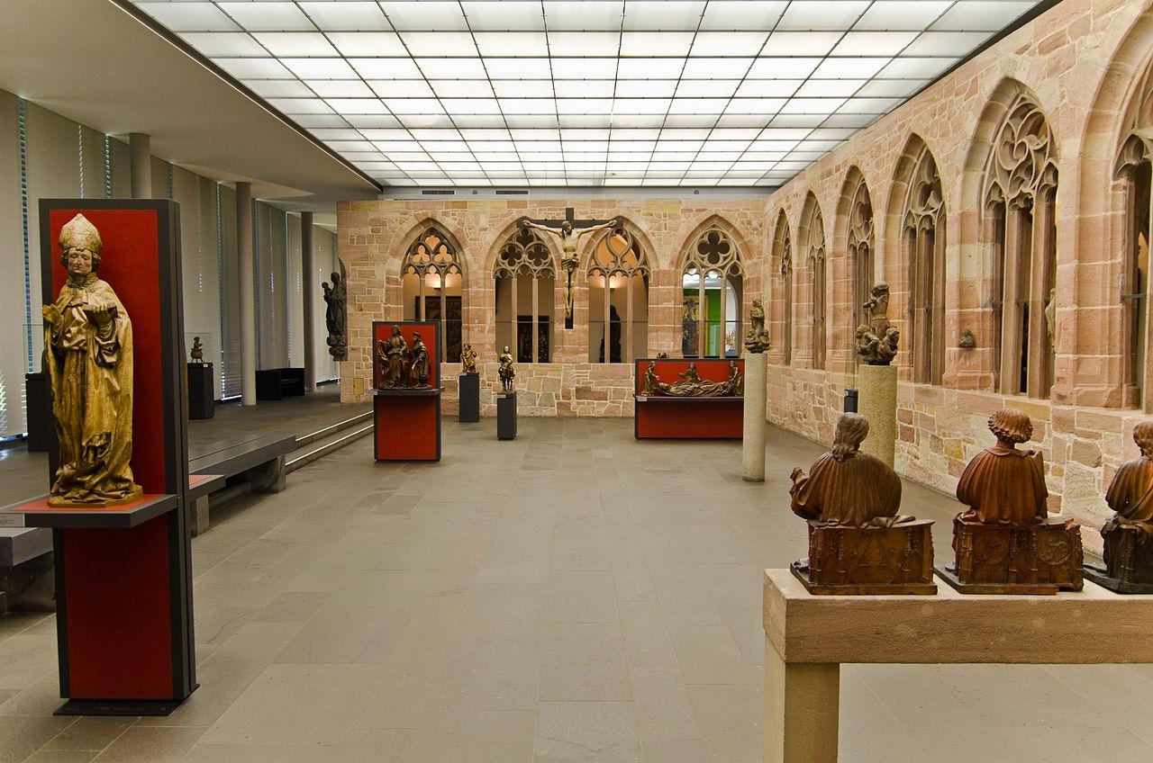 Германский национальный музей, галерея средневековых скульптур