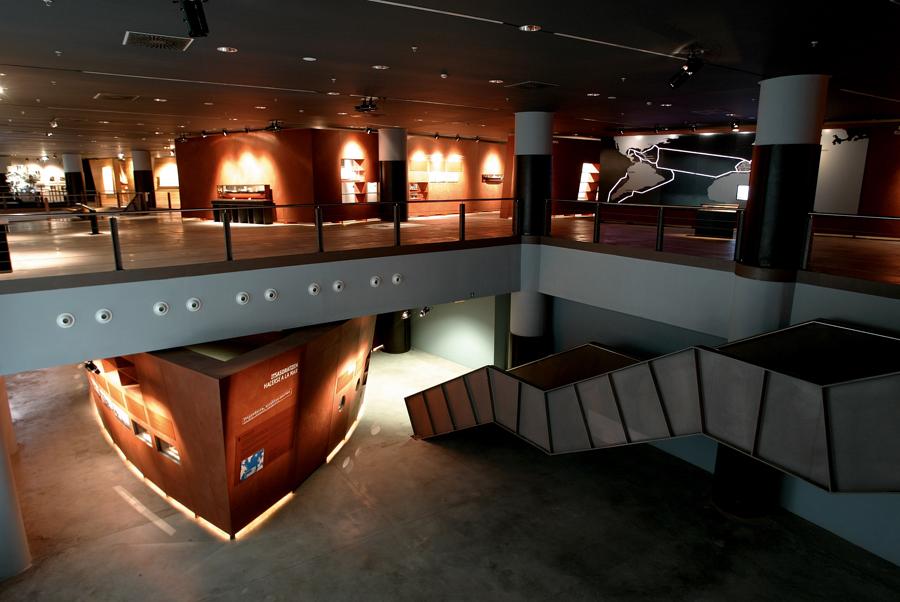 Морской музей в Бильбао