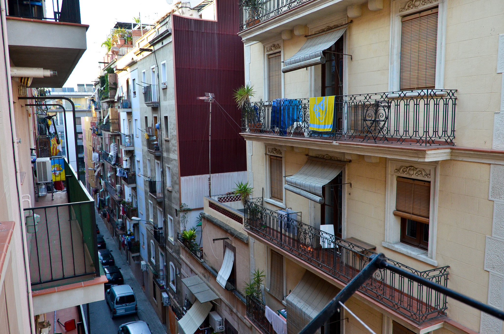 Улица Барселонеты