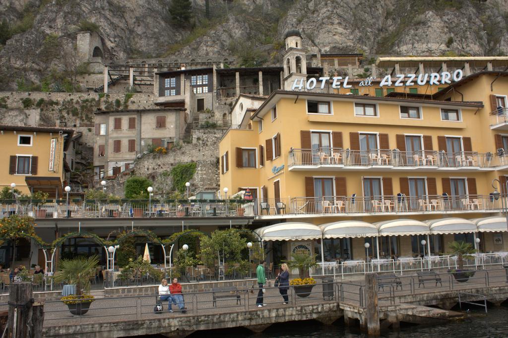 Курортные отели, Лимоне-суль-Гарда