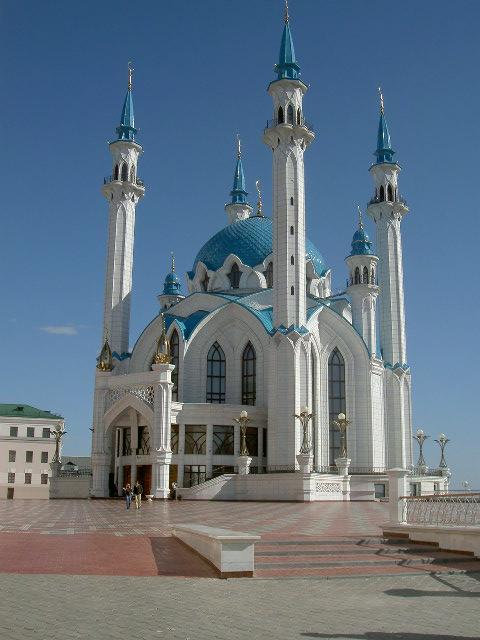 Мечеть Кол Шариф, Казань