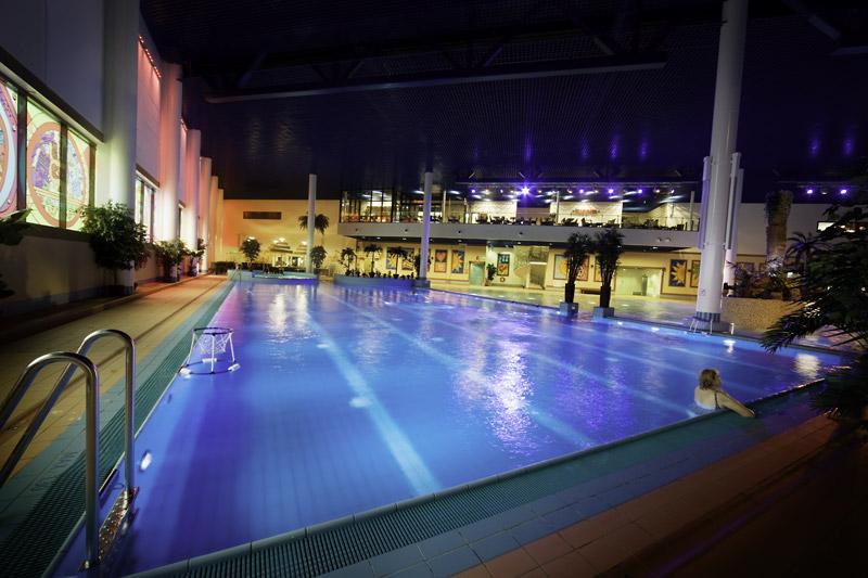 Спортивный бассейн, Аквапарк «Фламинго», Хельсинки