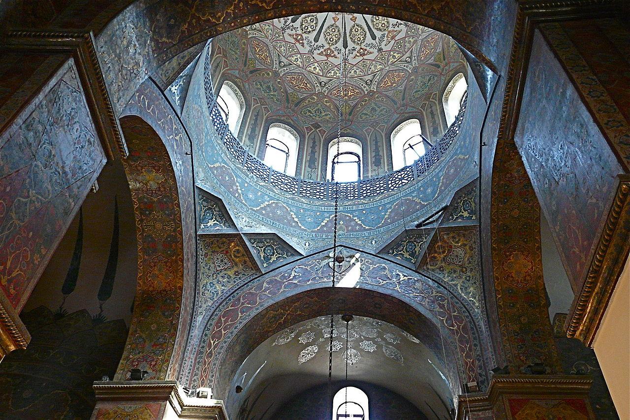 Эчмиадзинский кафедральный собор, купол