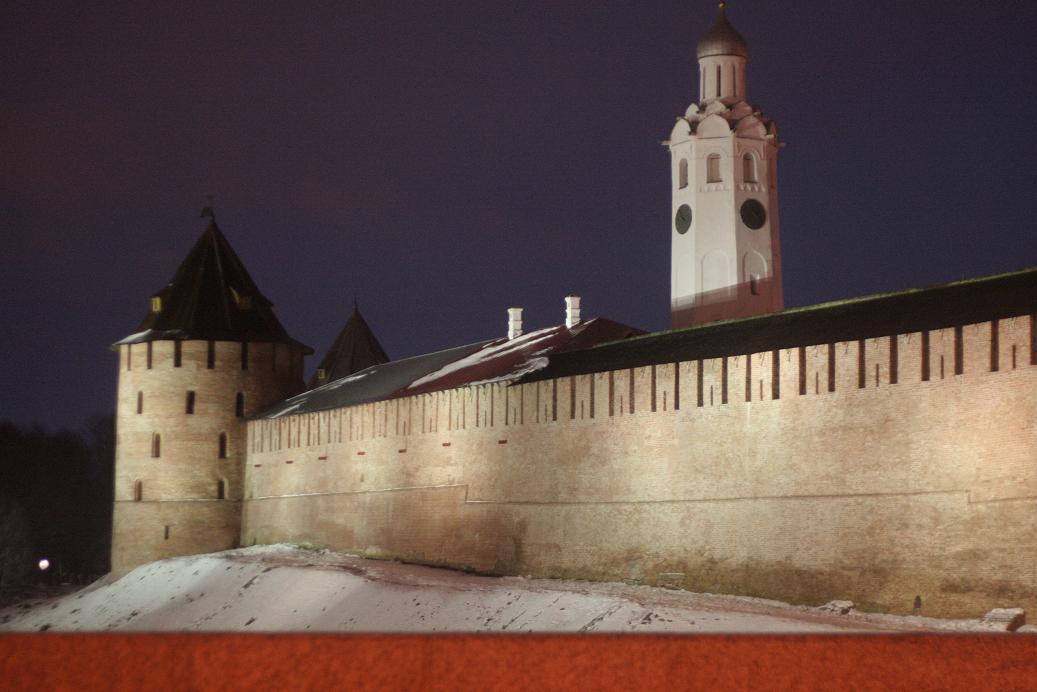 фото кремль великого новгорода