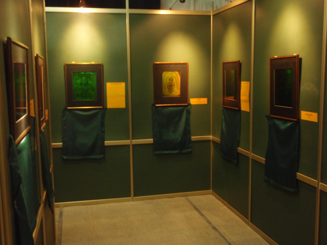 В Музее «Нобели и нобелевское движение»