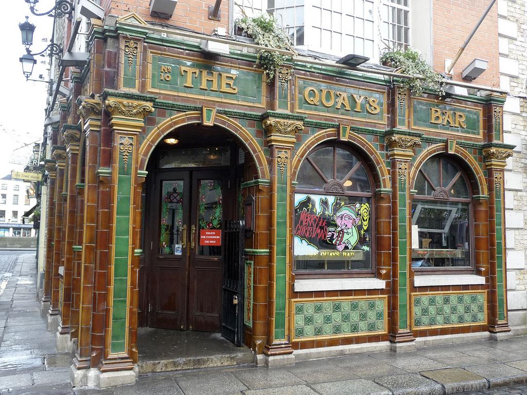 The Quays Bar, Темпл-Бар