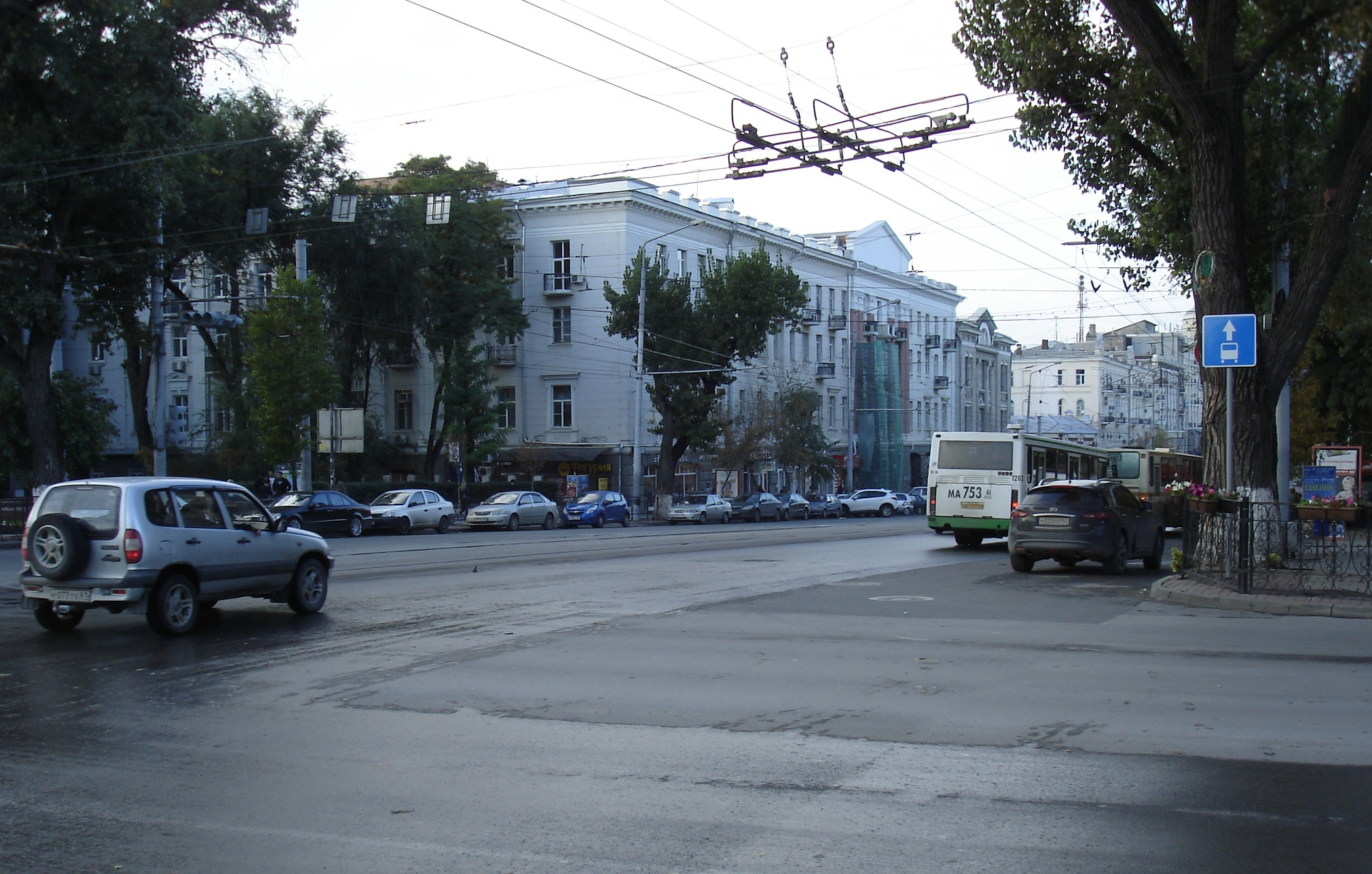 Большая Садовая улица Ростова-на-Дону