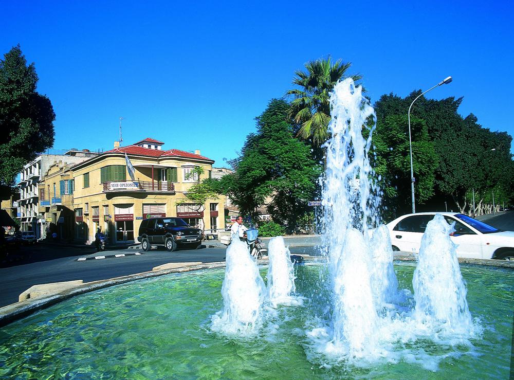 Кипр фото ларнаки отели