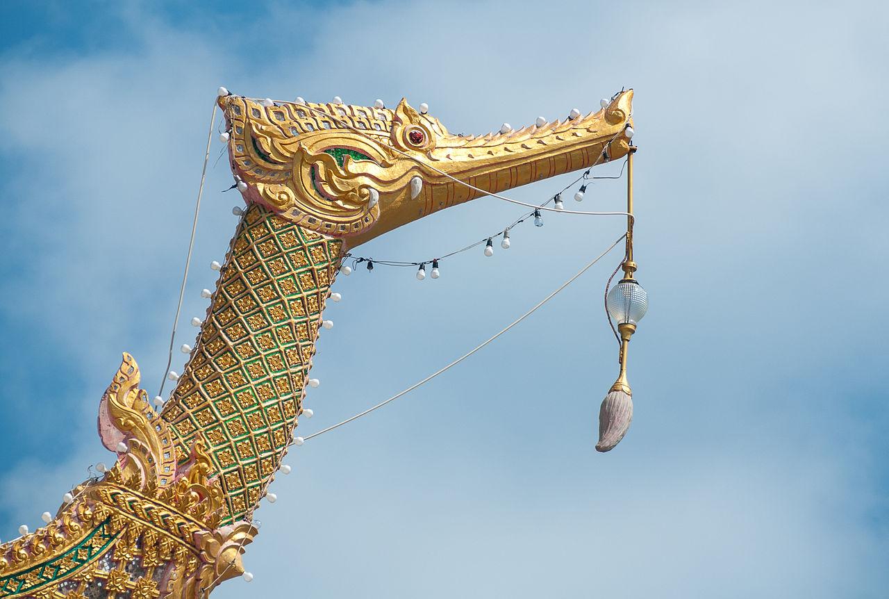 Статуя Большого Будды, деталь