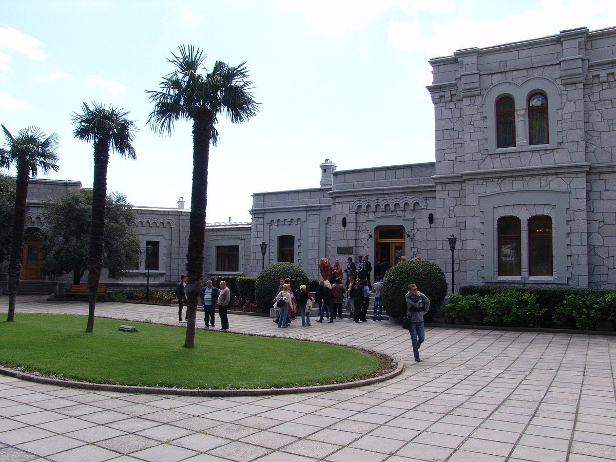 Юсуповский дворец Ялты