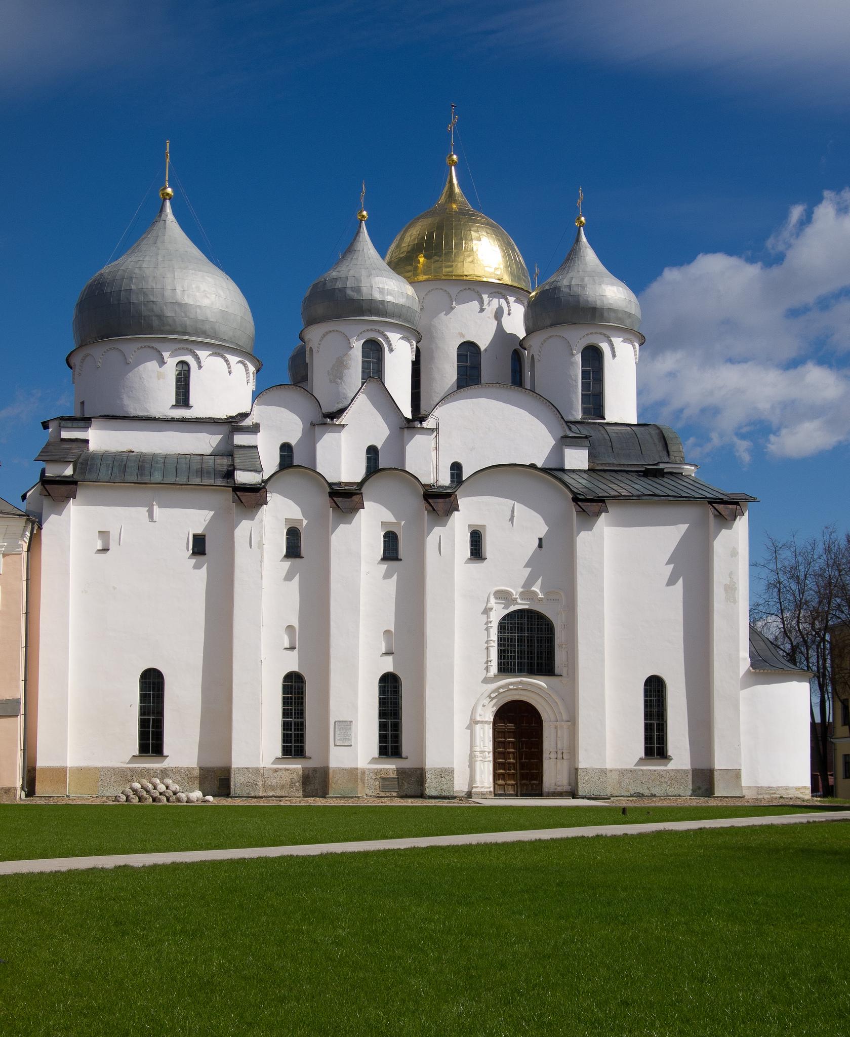 Собор софии новгородской доклад 9052