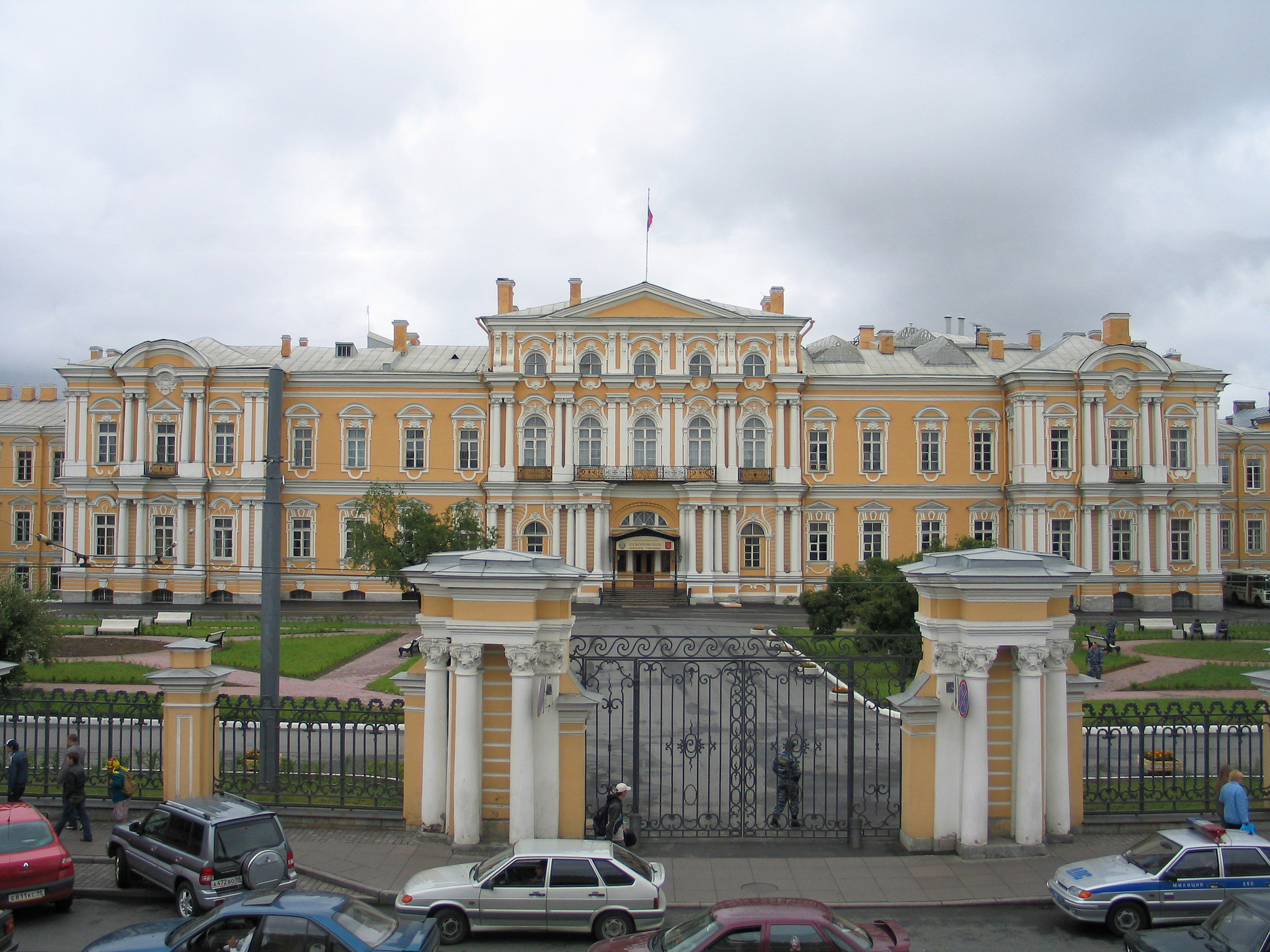 Воронцовский дворец в Санкт-Петербурге