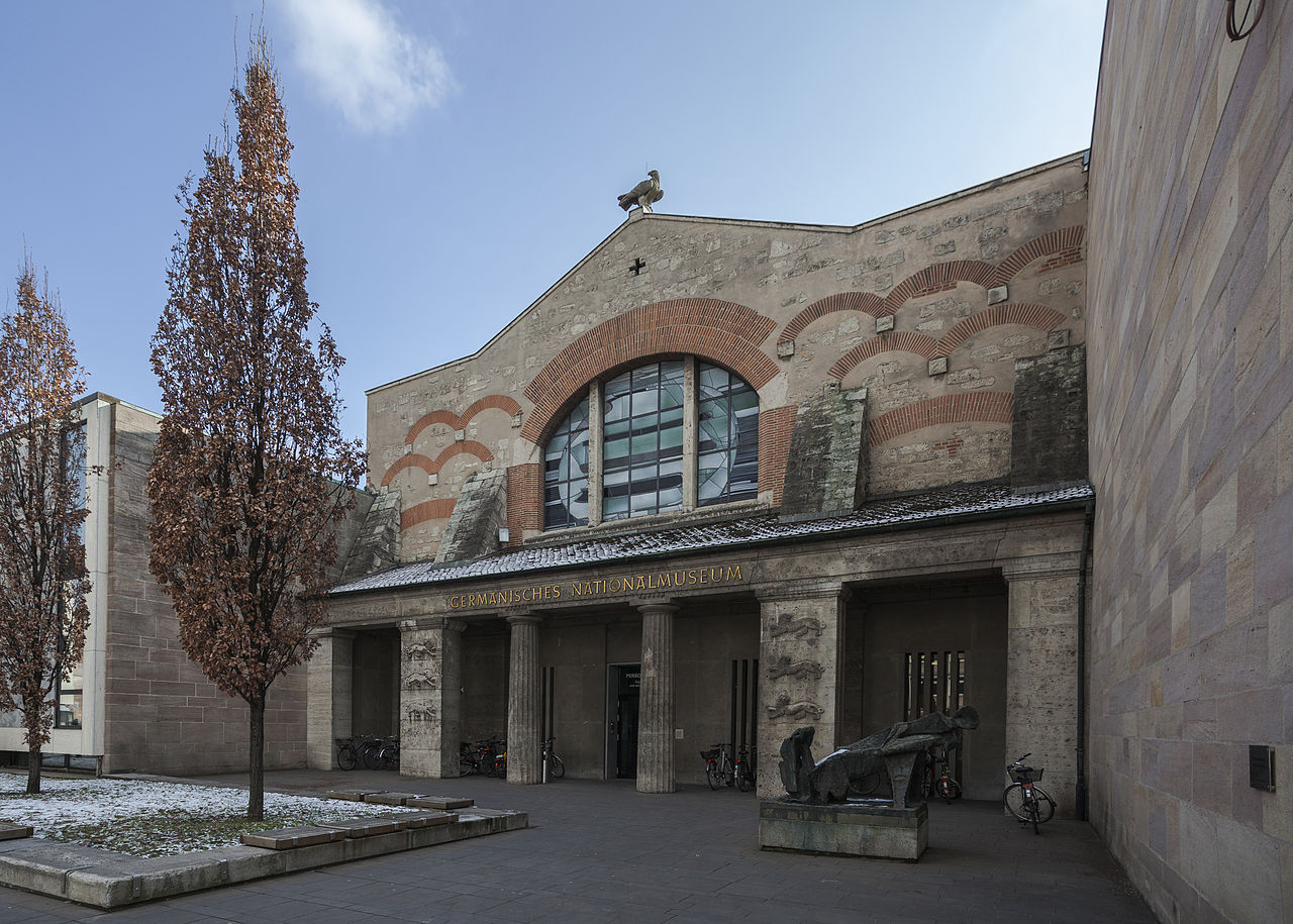 Германский национальный музей (церковь св. Елизаветы), Нюрнберг