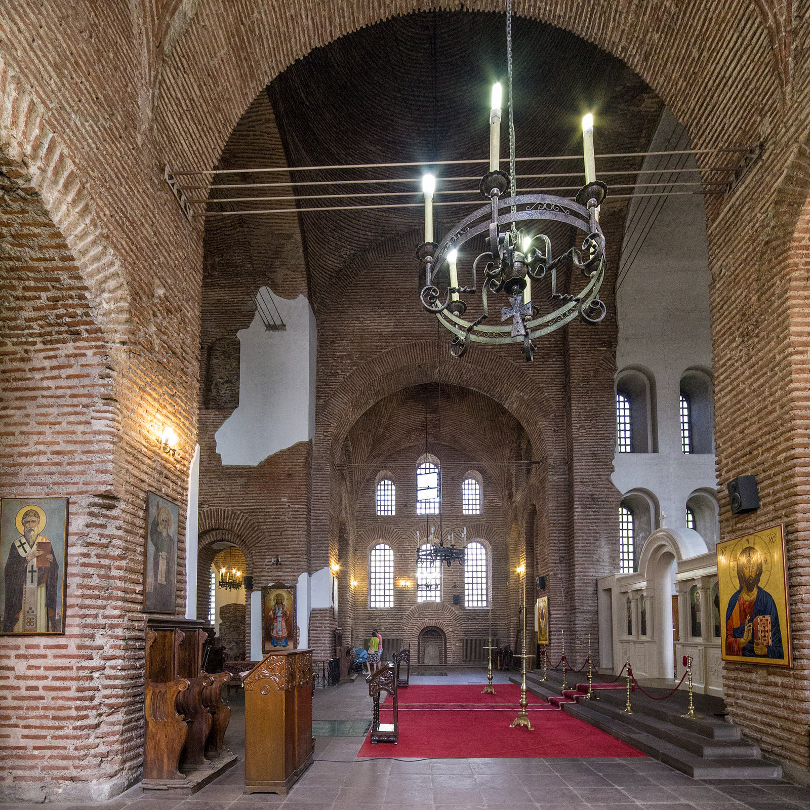 Иконы, Собор Св. Софии в Софии
