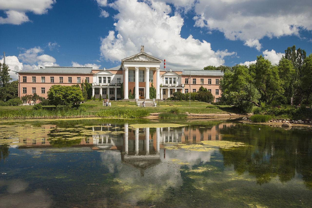 Главный ботанический сад имени Цицина РАН