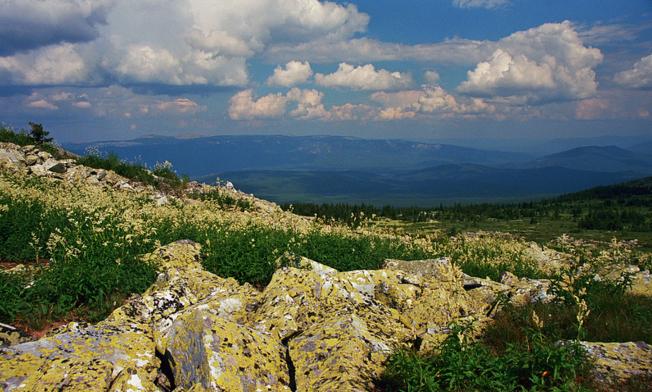 Гора Иремель, Республика Башкортостан