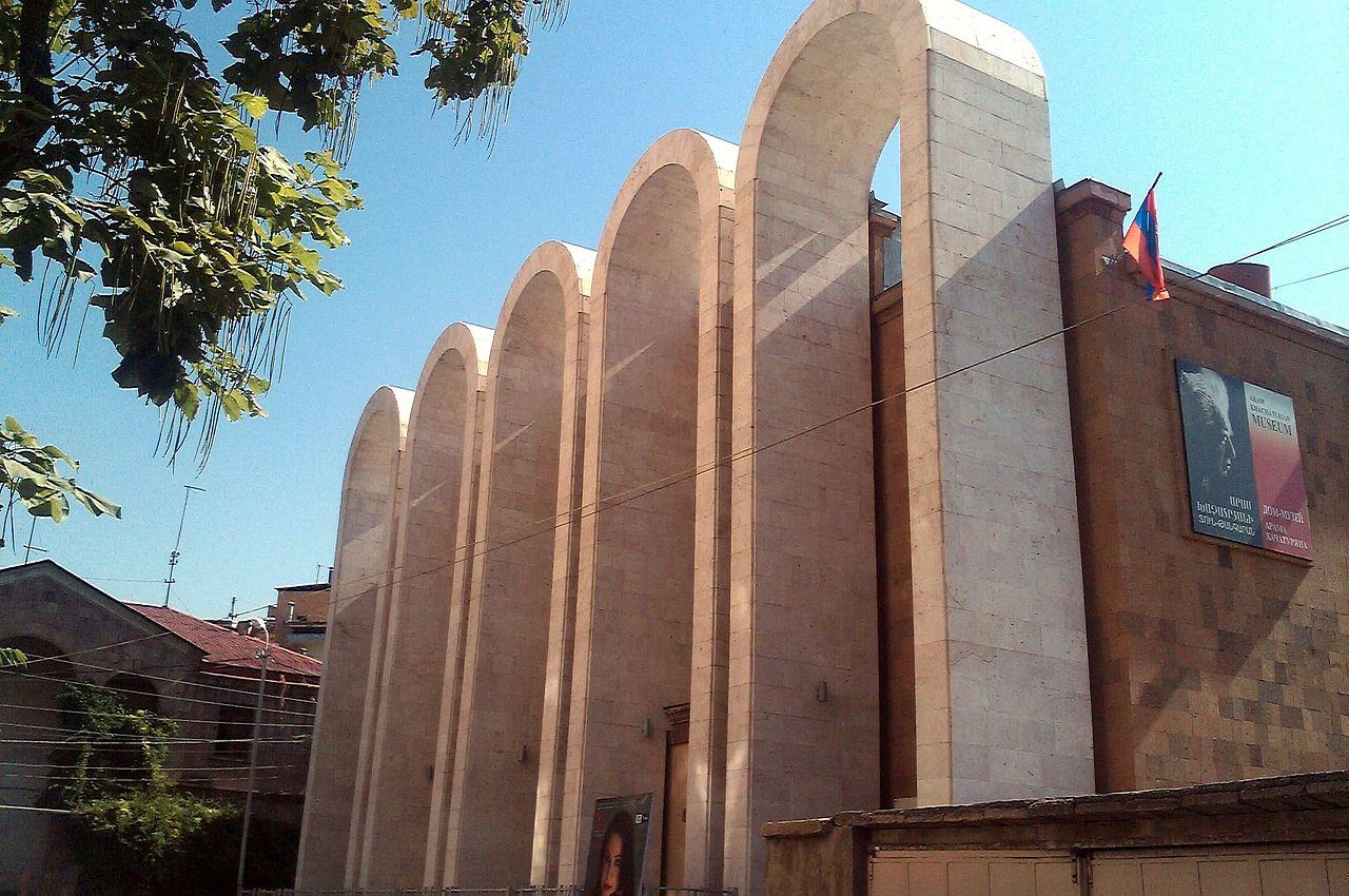 Дом-музей Арама Хачатуряна, Ереван