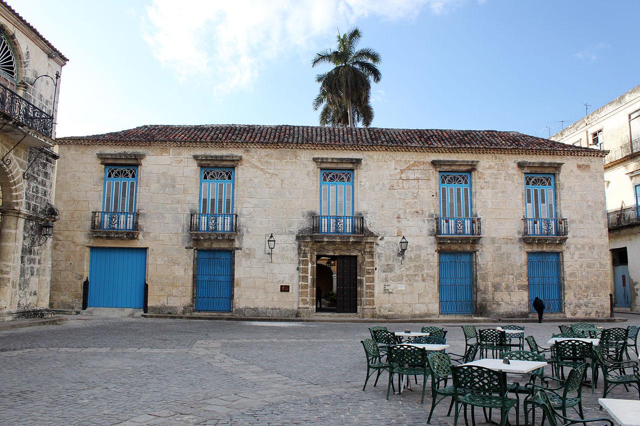 Старая Гавана, Колониальный музей