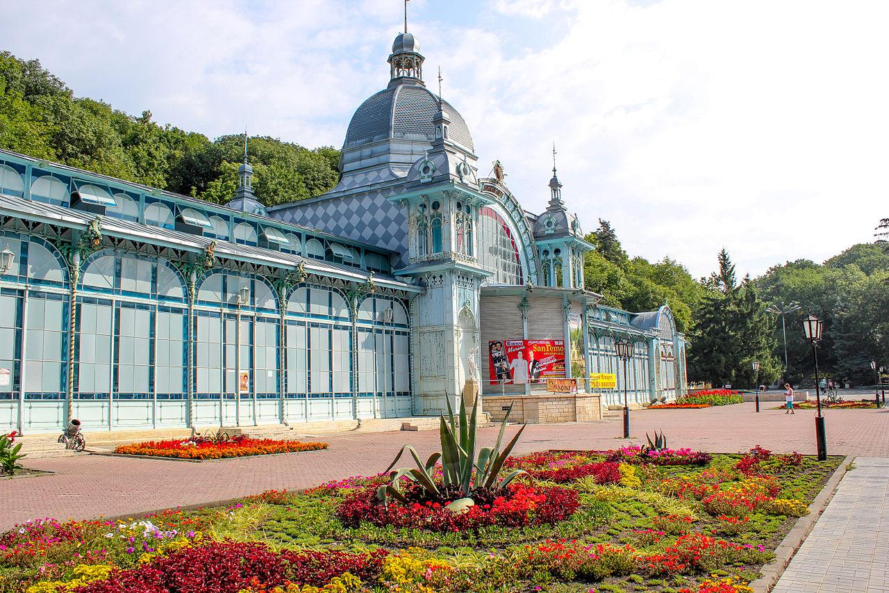 Железноводск, Пушкинская галерея