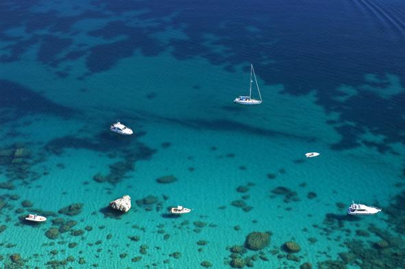 Морской пейзаж, Сардиния