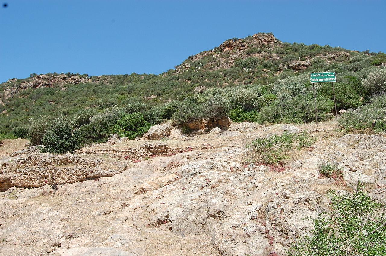 Национальный парк Ишкель, туристическая тропа в горах